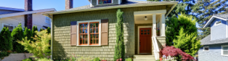 small craftsman home
